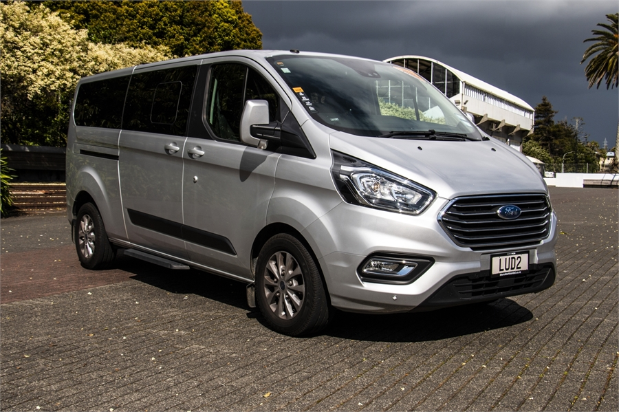 2018 Ford Tourneo CUSTOM 2.0D AUTO 8SEATER TOURNEO