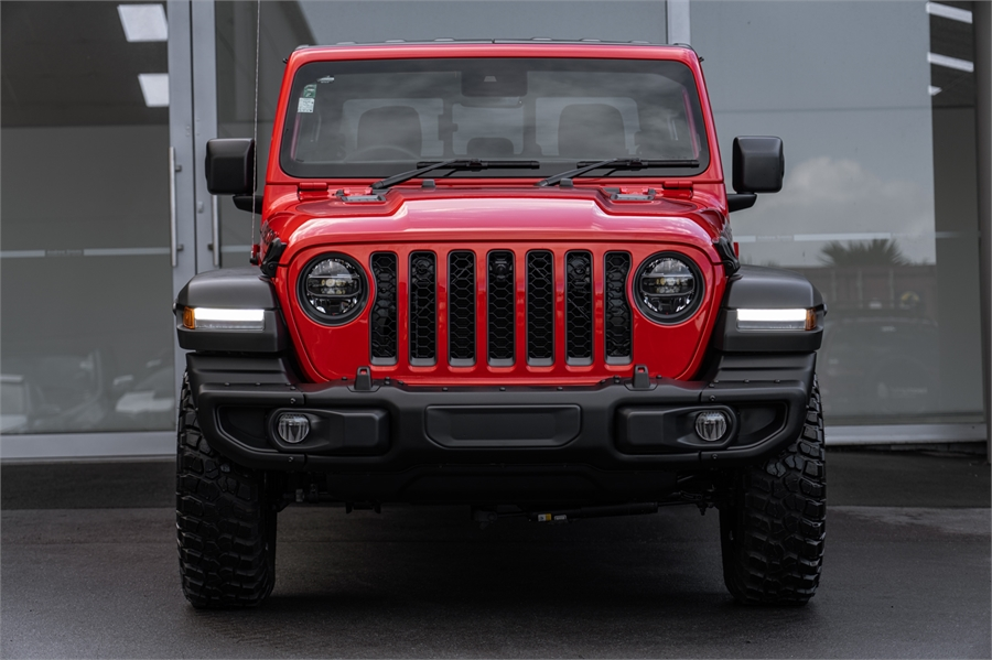 2021 Jeep Gladiator Rubicon 3.6P/4Wd/8At