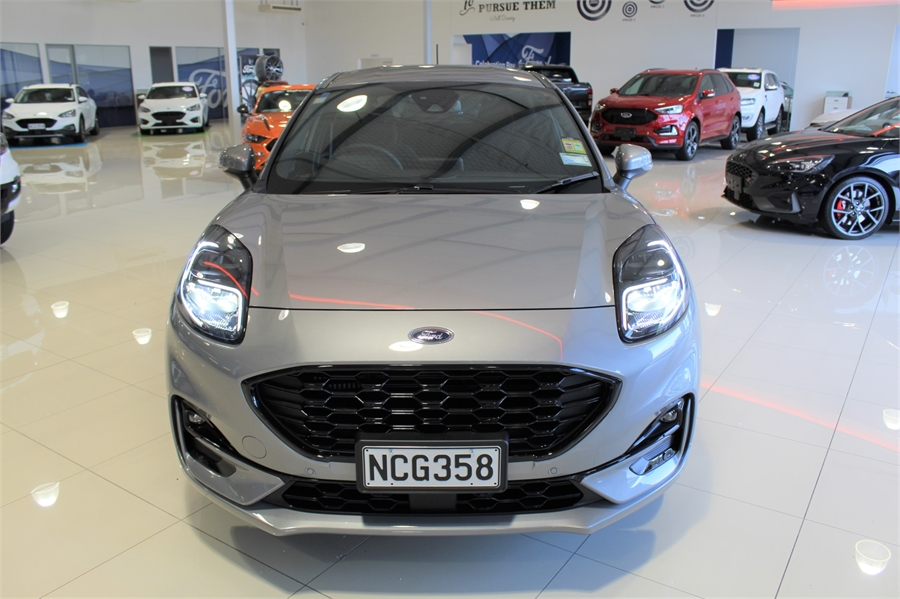 2020 Ford Puma ST-Line 1.0 EcoBoost