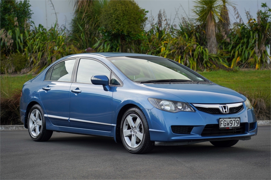 2010 Honda Civic S 1.8P 5A 4Dr Sedan