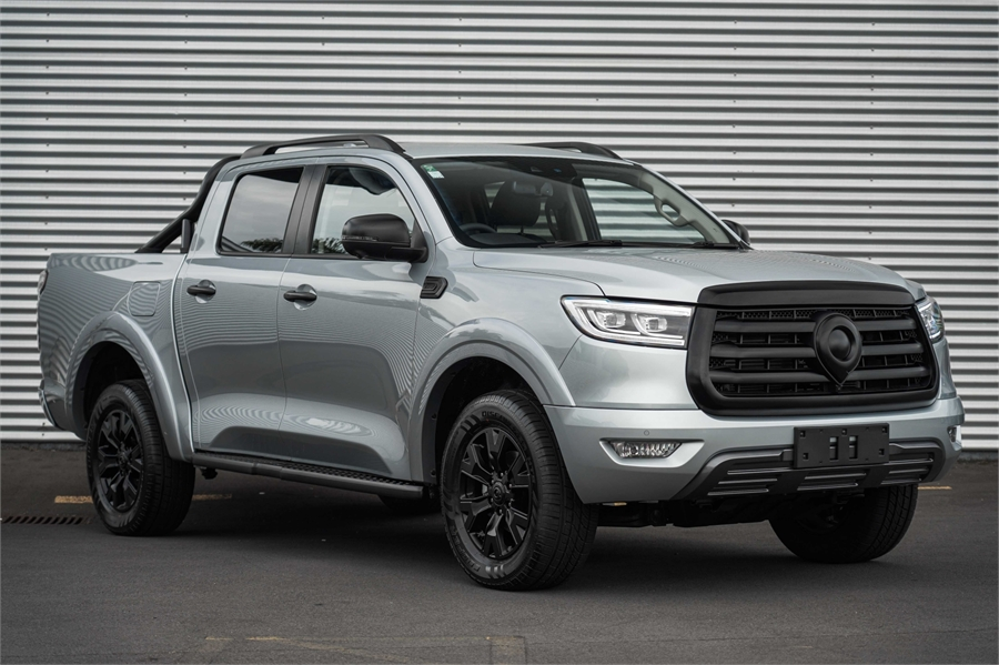 2021 Great Wall Cannon GWM Cannon Lux 2.0TDi D-Cab 4WD 8A 4Dr Ute